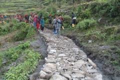 Kalinchowk_Foot trail