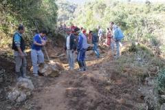Lamabagar_Foot trail