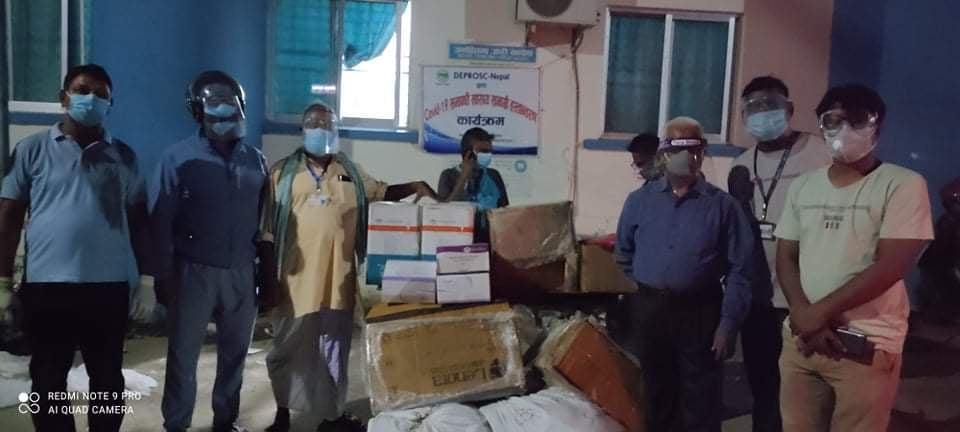 Medical-Supplies-Support-to-Kapilbastu-Hospital