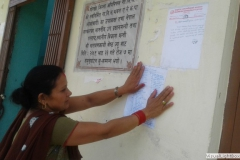 sharing_targetted_beneficiaries_names_at_palungtar_municipality_gorkha