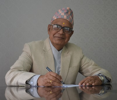 Mr. Janardan Sharma Paudel