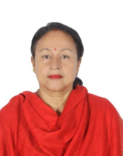 Ms. Sofia Acharya