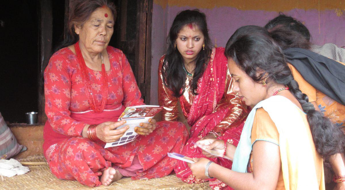 Awareness on Community based Health Insurance, Dadhing (CBMHI, DEPROSC-Nepal)